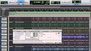 Quantizing drums with Beat Detective - Pro Tools 9 Tutorial