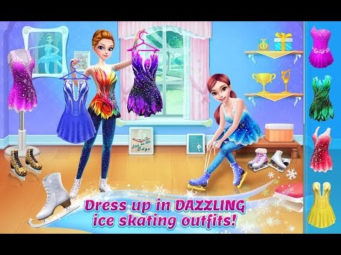Ice Skating Ballerina - Coco Play TabTale Casual -  Videos Games for Kids - Girls - Baby Android