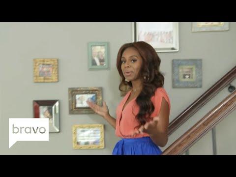 RHOP: Tour Candiace Dillard's Season 3 Home | Bravo