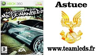 Astuce - pour Primes et Défits. - Need For Speed Most Wanted