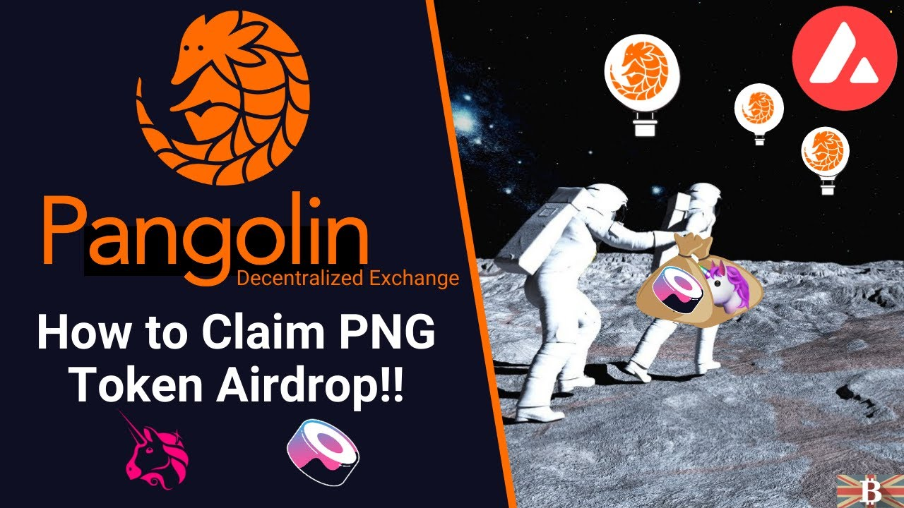 How to Claim Pangolin PNG Airdrop (Available for UniSwap & Sushi Holders)
