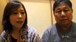 Kim Dong Sik, maestro artigiano nella costruzione di ventagli di lusso