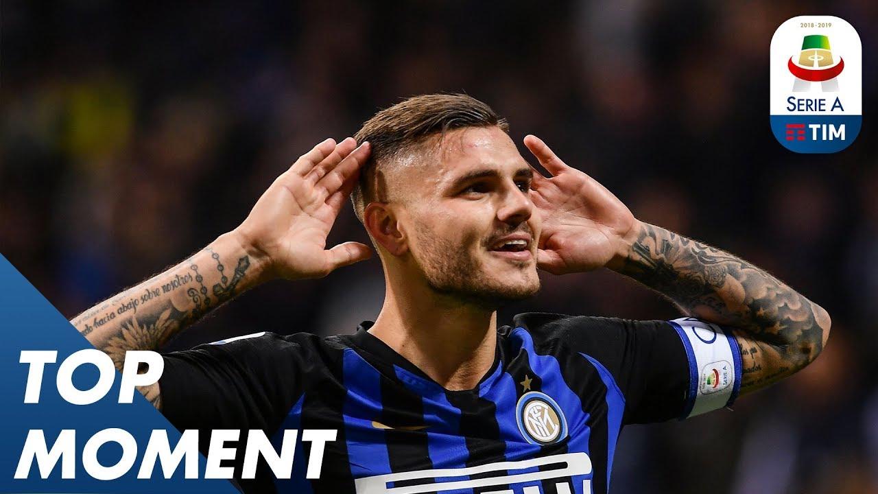 Download Icardi Header Wins It For Inter | Inter Milan 1-0 AC Milan | Serie A