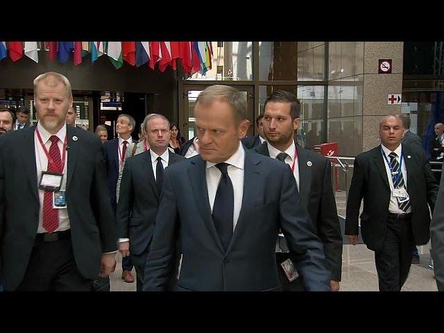 "На Саммите ЕС ключевыми словами были ""брексит"" и ""Макрон"""
