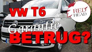 VW T6 Biturbo 2.0 TDI Garantiebetrug? Aber was vor allem ist denn mit dem Motor los? | Redhead