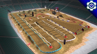Virtual Track Guide - 2017 Arlington Supercross