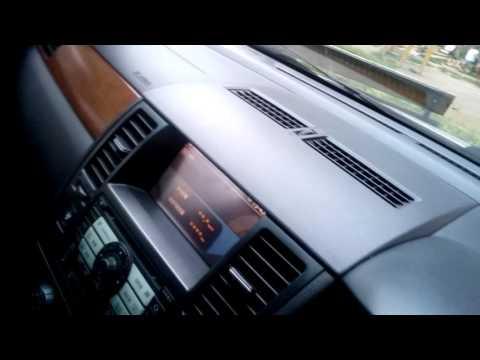 Как снять магнитолу с Nissan TIIDA