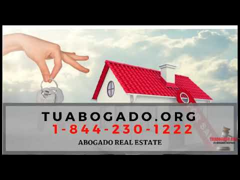 Abogado Real Estate San Antonio Texas