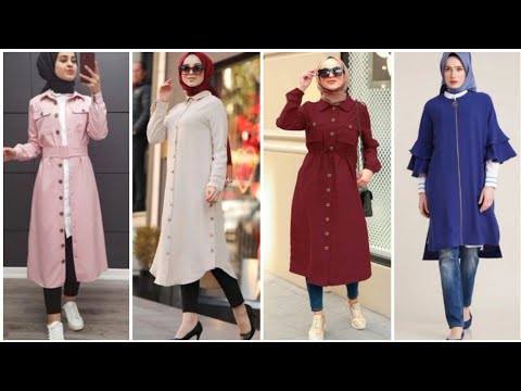 Very very latest modest Fashion shirts and top designes @Farida creation