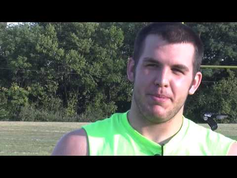 James Buchanan football: most embarrassing moment