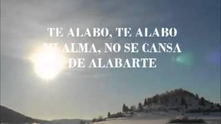 TE ALABO - MARINO - CON LETRA X JOHANA TOLOZA S.