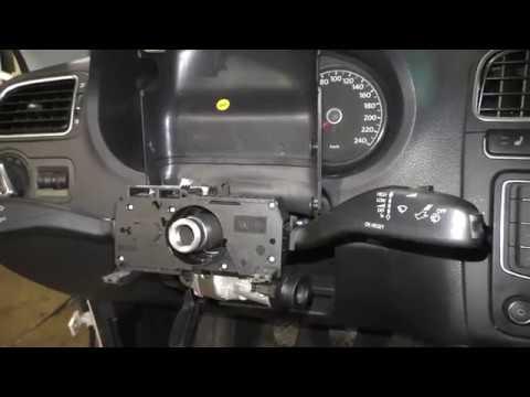 Замена рычага переключателя поворотника гольф 7 Ремонт моторчика печки киа оптима