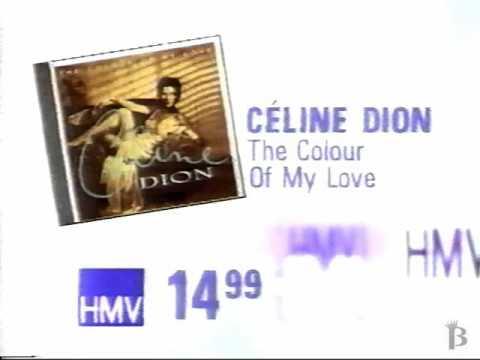 HMV Commercial 1996