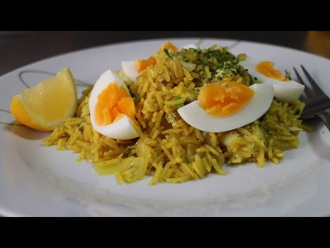 How To Make Kedgeree