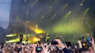 In Flames - Drifter Live @ Tuska Open Air, Helsinki 27.6.2015