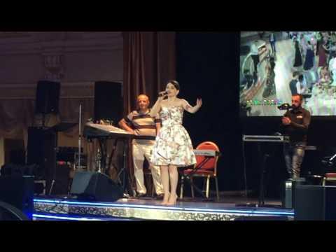 Армянская свадьба в Москве (ресторан Safisa) Silva Hakobyan