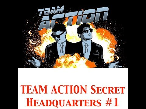 Team Action Secret Headquarters Ep. 1: Top 10 MCU Casting Ch