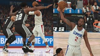 NBA 2K20 My Career EP 13 - Doubled Before Half Court!