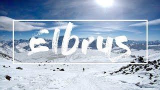 Trip to Elbrus Mountain | Caucasus 2017 | GoPro
