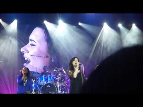 My love is like a star - Demi Lovato Live in Jakarta, Indonesia