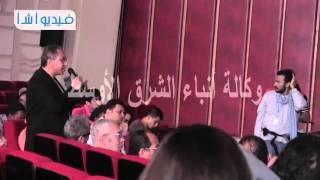 بالفيديو:  ندوة مناقشة فيلم نوارة