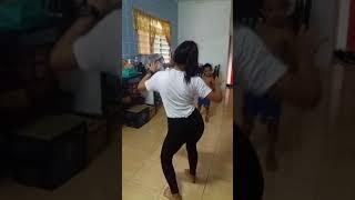 Goyang Dua Jari Dance by Daphne Eva Chin