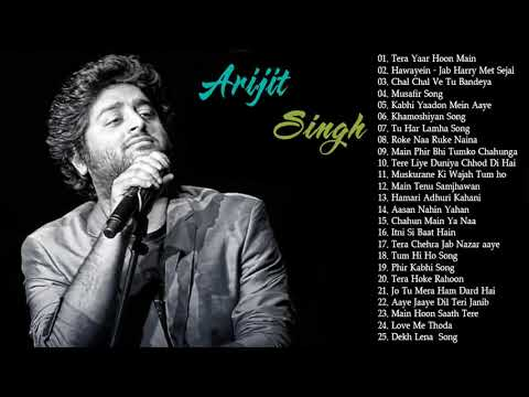 Arijit Singh New Songs 2018 2019   Best Of Arijit Singh   Best Hindi Song Latest 2019   Indian Song