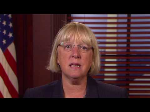 Senator Patty Murray Delivers the Weekly Democratic Address