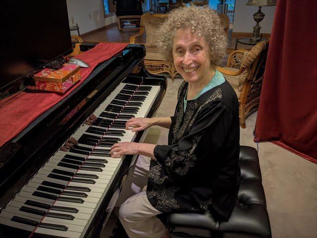 Beth Green's Magical Piano Improvisations, 6-17-21
