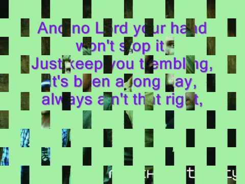 Long Day- Matchbox 20 *Lyrics on screen*