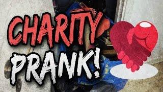 Charity prank thumbnail