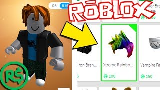 I'm going to change my Roblox PERSON!! (Funny)