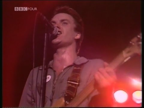 The Police   (Rock goes to College)  1979  (Full Concert)