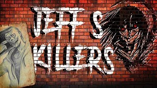 """Jeff the Killer: Scars of Corruption"" | CreepyPasta Storytime"