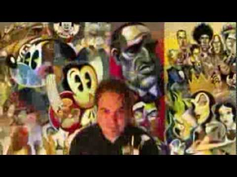 Tim Rogerson: Madeby Gallery Solo Artist, Ringling Alumni & Official Disney Artist