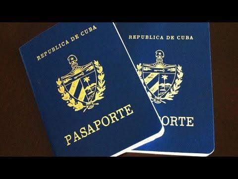 ¿A cuántos países se puede entrar sin visa con un pasaporte cubano?
