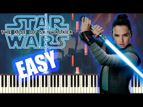 🎵 Star Wars: The Rise Of Skywalker - Trailer Music But It's TOO EASY