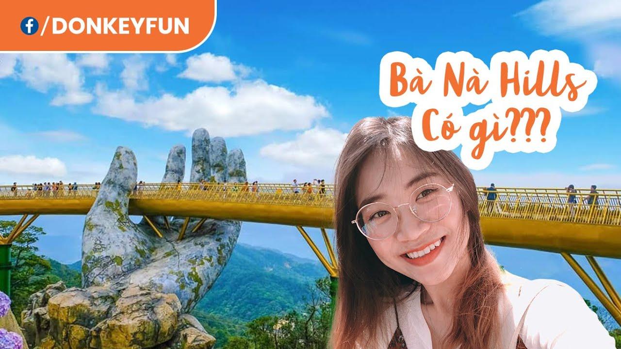 Khám phá Bà Nà Hills – Review tour 1 ngày |Du lịch Đà Nẵng #1|
