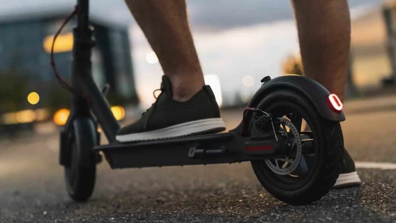 Top 5 Best Electric Scooter In 2020
