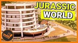 Video HOTEL - Jurassic World Evolution Part 4 download MP3, 3GP, MP4, WEBM, AVI, FLV Juni 2018