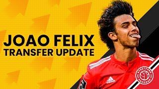 Joao Felix Transfer Update   Ryan Sessegnon to United?   De Gea Contract Stalemate   Man Utd News