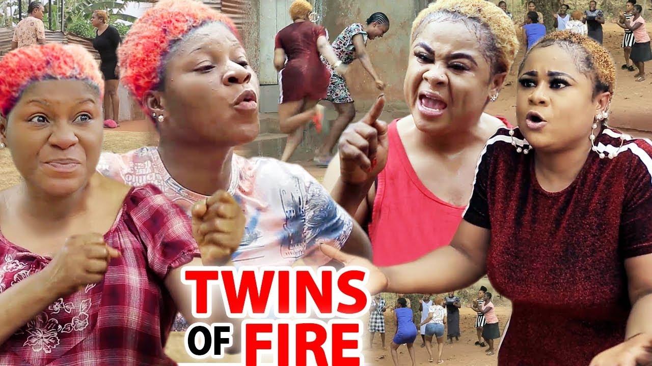 Download Twins Of Fire COMPLETE Season 1 & 2 - Destiny Etiko / Uju Okoli 2020 Latest Nigerian Movie