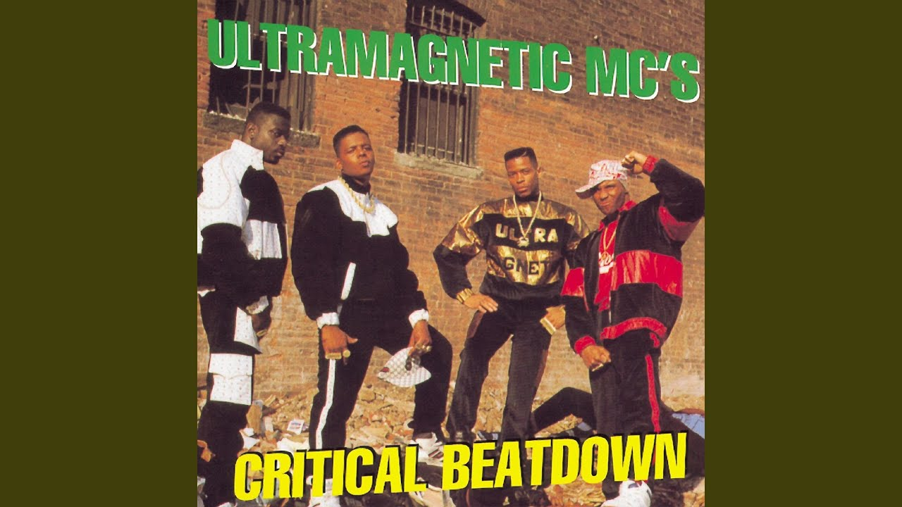 Ultramagnetic MC's's 'One Minute Less' sample of NASA's 'STS