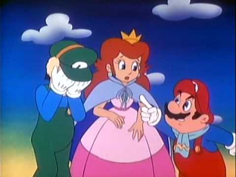 The Super Mario Bros Super Show Episode 1 Part 1