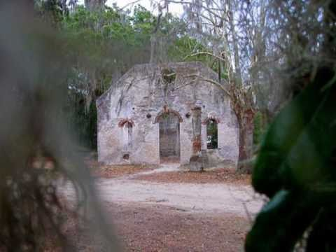 Chapel Of Ease, St. Helena, SC - Haunted?