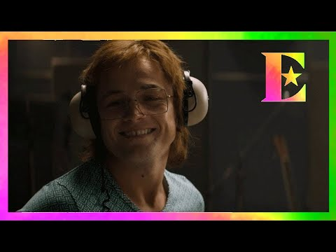 Elton John & Taron Egerton - Making '(I'm Gonna) Love Me Again'
