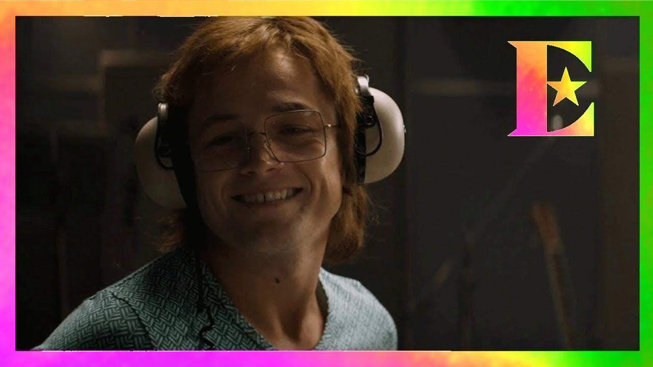 Elton John & Taron Egerton — Making '(I'm Gonna) Love Me Again'