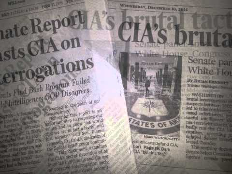 Why CIA is being made Escape Goat?