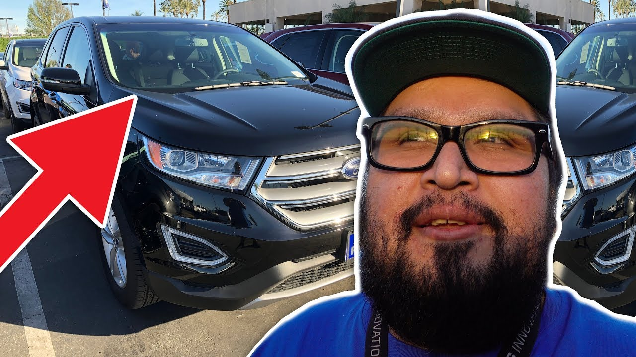 X Files And New Ford Edge Vlog
