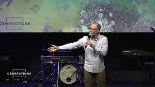 Generations Church Live Stream | Sunday Message (20th September)